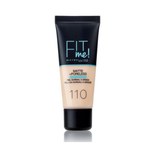 Base de maquillage liquide Fit Me Maybelline 330 - toffee