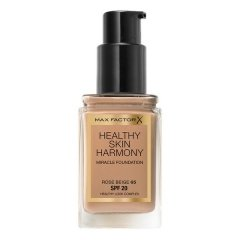 Base de maquillage liquide Healthy Skin Harmony Max Factor 80 - Bronze
