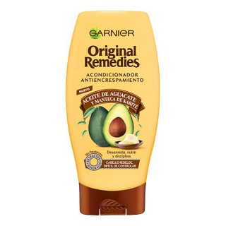 Conditionneur Anti-frisottis Original Remedies Garnier (250 ml)