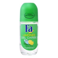 Déodorant Roll-on Citrons des Caraïbes Fa (50 ml)