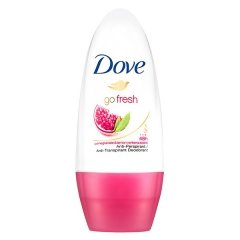 Désodorisant Roll-On Go Fresh Dove (50 ml)