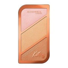 Éclaircissant Kate Sculpting Rimmel London 002 - Coral Glow - 18,5 g