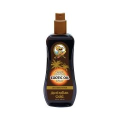 Huile Solaire Exotic Australian Gold (237 ml)