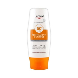 Lotion Solaire Photoaging Control Eucerin Spf 50+ (150 ml)