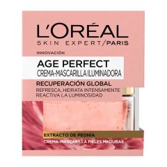 Masque éclaircissant Age Perfect L'Oreal Make Up (50 ml)