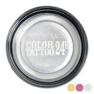 Ombre à paupières Color Tattoo Maybelline 050-eternal silver