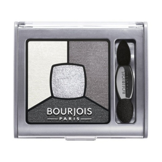 Palette d'ombres à paupières Smoky Stories Bourjois (3,2 g) 01 - Grey & night 3,2 g