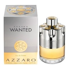 Parfum Homme Wanted Homme Azzaro EDT 100 ml