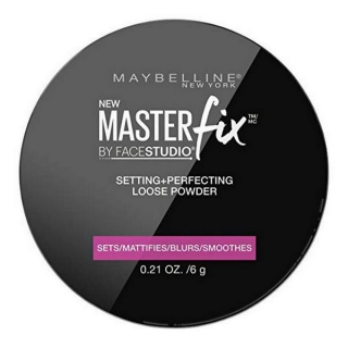 Poudres Fixation de Maquillage Master Fix Maybelline (6 g)