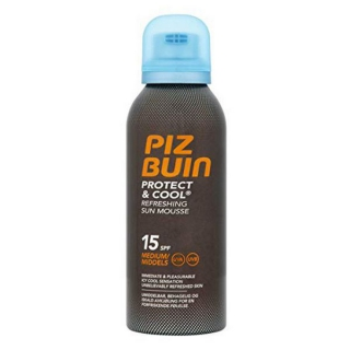 Protecteur Solaire Protect & Cool Piz Buin SPF 15 (150 ml)
