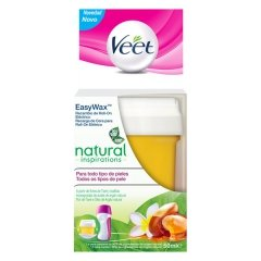 Recharge de Cire Natural Inspirations pour Roll-On Veet Easy Wax