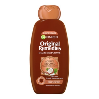 Shampooing lissant Original Remedies L'Oreal Make Up (300 ml)
