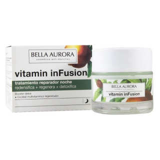 Soin anti-rides Vitamin Infusion Bella Aurora (50 ml)