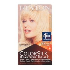 Teinture sans ammoniaque Colorsilk Revlon Blond ultra clair naturel