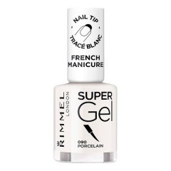 vernis à ongles French Manicure Rimmel London 091 - English Rose - 12 ml